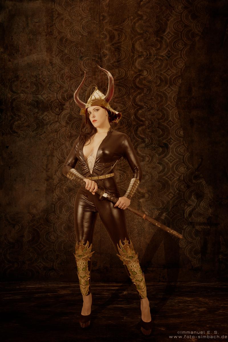 die Kriegerin